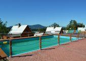 Rekreační středisko Beskydský H-RESORT - Venkovní bazén